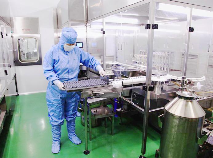 菏泽制药厂净化工程